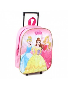 MOCHILA PRINCESAS DISNEY TROLLEY